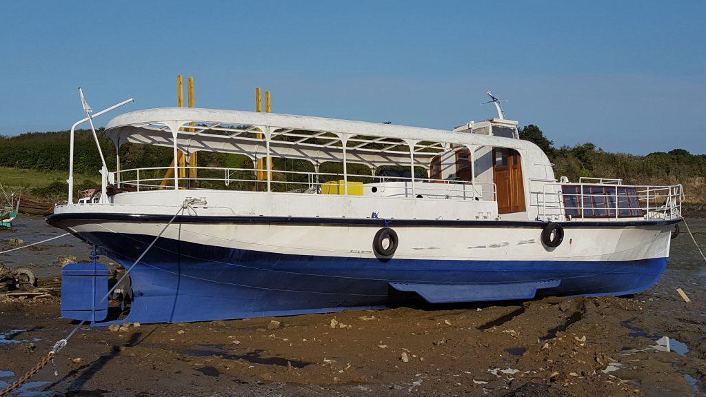 Légende du bateau